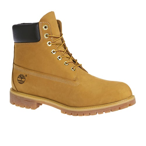 Timberland Icon 6in Premium Waterproof Boots - Wheat Nubuck