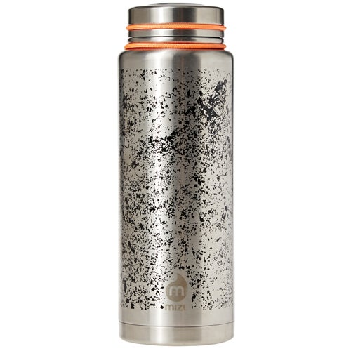 Heimplanet HPT x Mizu Thermos 1200ML Flask - Emulsion Silver Black