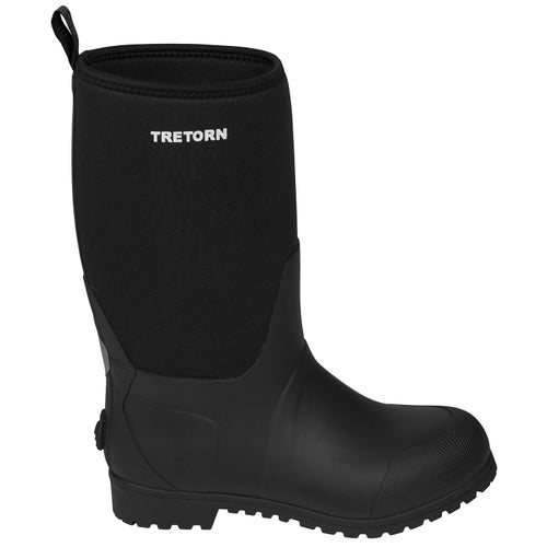 Tretorn Strong Neo Wellies - Black
