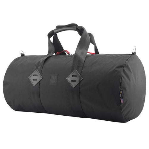 Topo Designs Classic Duffle Bag - X Pac Black