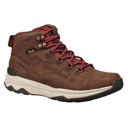 Teva Arrowood Utility Mid Hiking Shoes - Brown