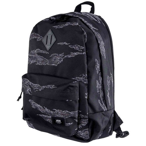 Vans Old Skool Plus Backpack - Tiger Camo