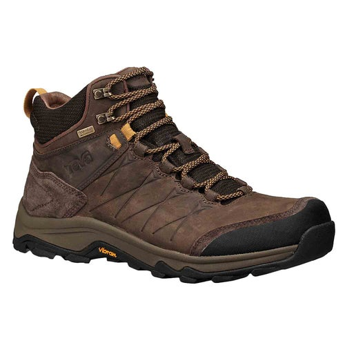 Teva Arrowood Riva Mid Wp Hiking Shoes - Turkish Coffee