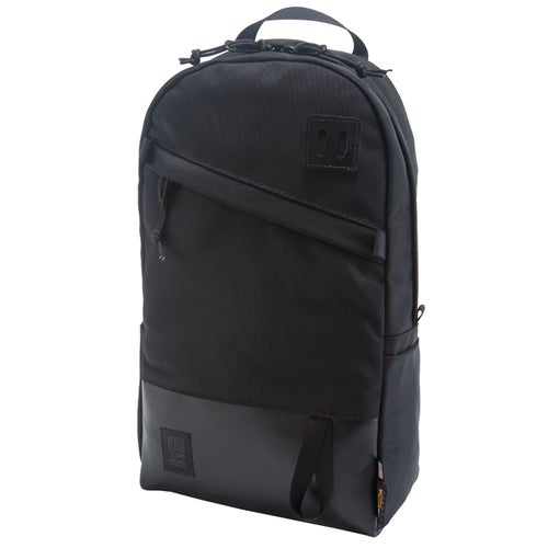 Topo Designs Daypack Backpack - X Pack Ballistic Black
