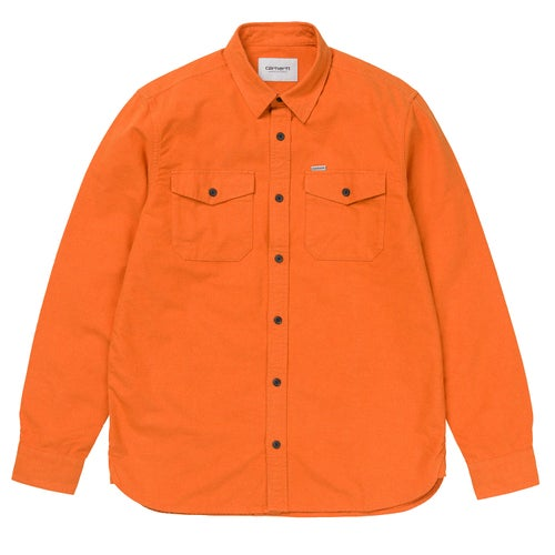 Carhartt Vendor Shirt - Persimmon Heather
