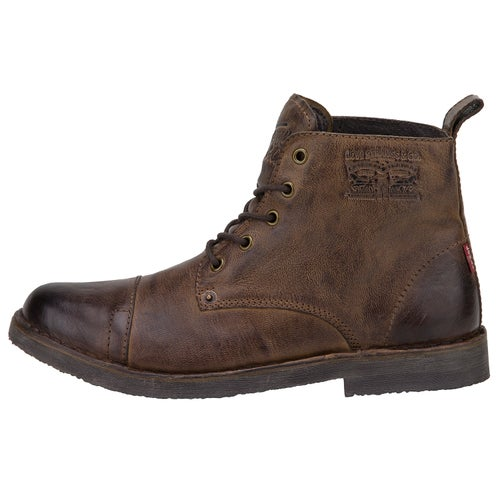 Levis Track Boots - Brown