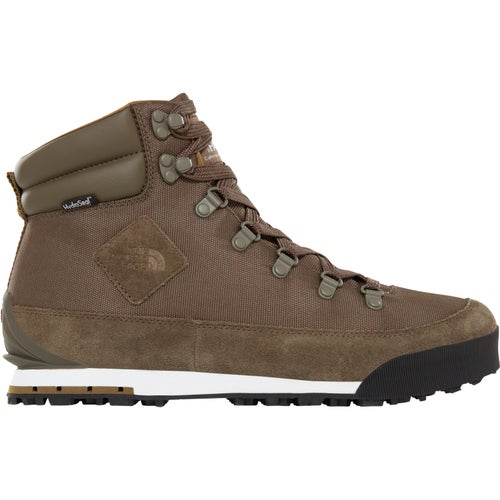 North Face Back To Berkeley Boots - Tarmac Green Fir Green