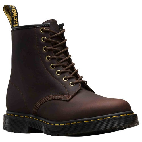 Dr Martens 1460 Snowplow Wp Boots - Cocoa