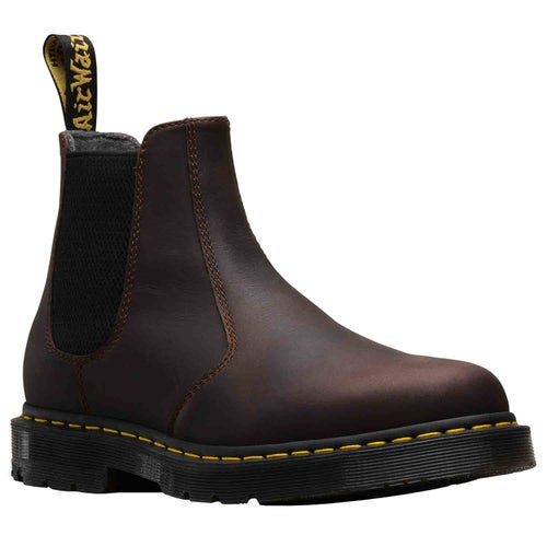 Dr Martens 2976 Snowplow Wp Boots - Cocoa