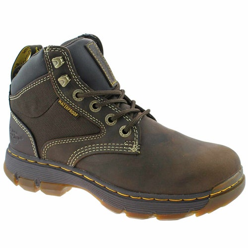Dr Martens Holford Connection Wp & Extra Tough Nylon Boots - Goucho