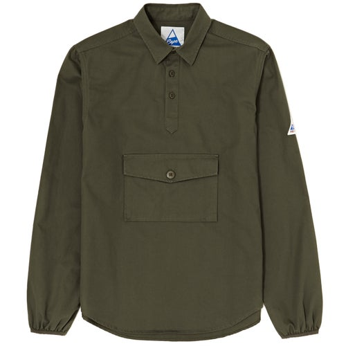 Cape Heights Hyak Shirt - Dark Olive