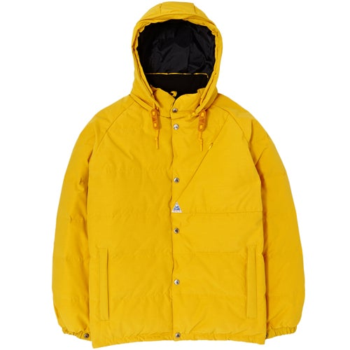 Cape Heights Lutak Jacket - Saffron Yellow