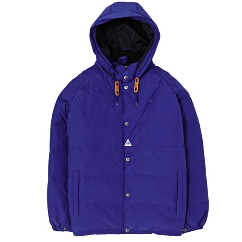 Cape Heights Lutak Jacket - Spectrum Blue