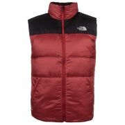 Rage Red TNF Black