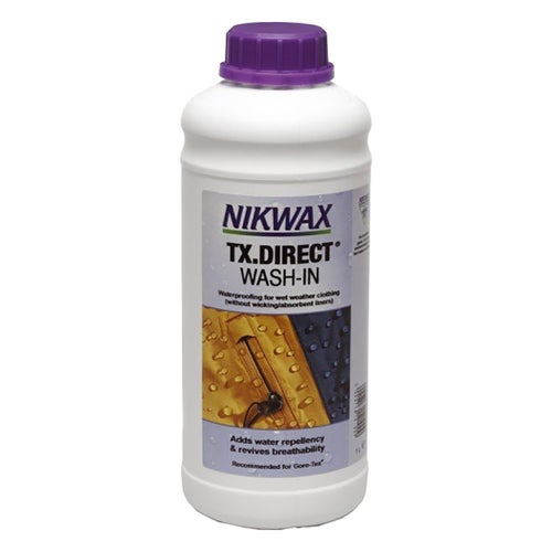 Nikwax TX Direct Wash In 1 Litre Proofing