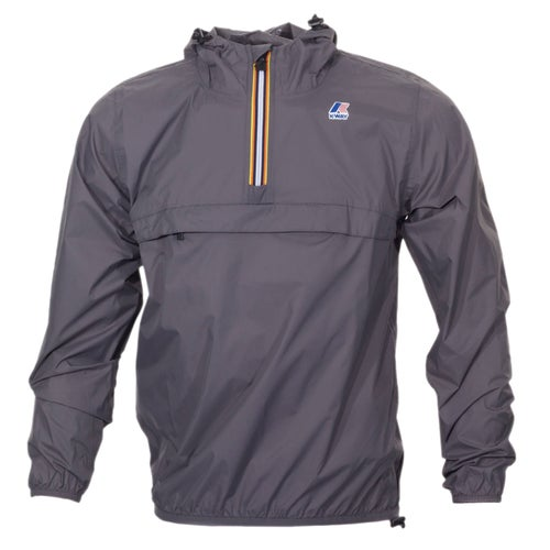 K-Way Le Vrai Leon 3.0 Jacket - Smoke