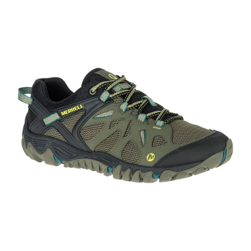 Merrell All Out Blaze Aero Sport Water Shoes - Dusty Olive