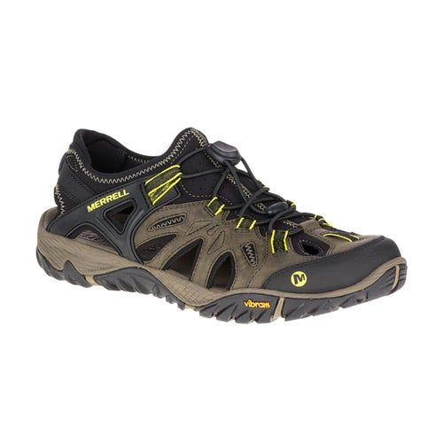 Merrell All Out Blaze Sieve Water Shoes - Olive Night