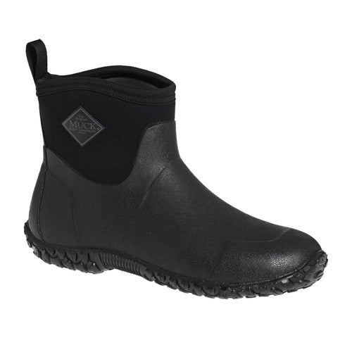 Muck Boots Muckster II Ankle Wellies - Black