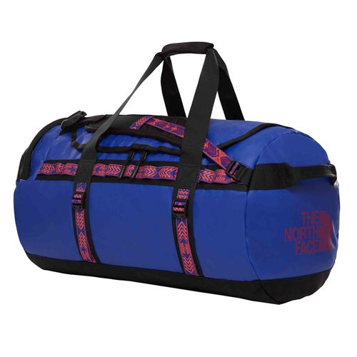 North Face Base Camp - M Duffle Bag - Aztec Blue/tnf Black