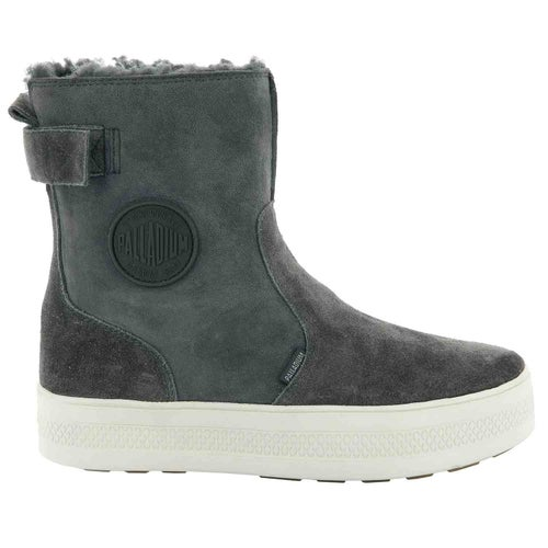 Palladium Sub Expl Boot W Boots - Goudron/moonbeam