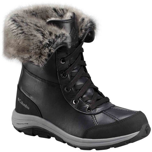 Columbia Bangor OmniHeat Ladies Boots - Black, Monument