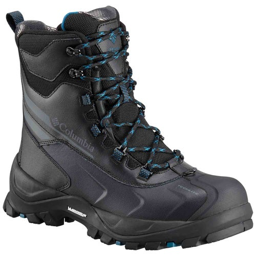 Columbia Bugaboot Plus Iv Oh Boots - Black, Phoenix