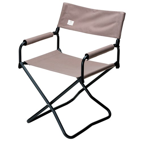 Snow Peak Gray Folding Chair Camping Chair - Grey