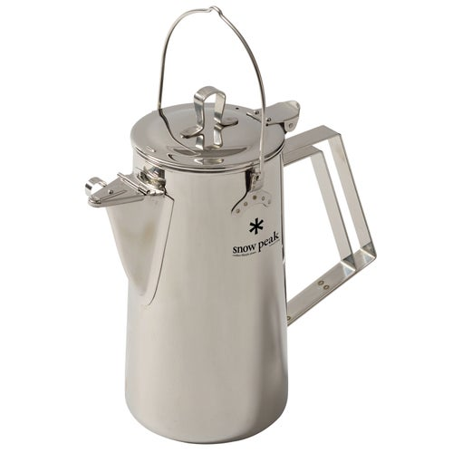 Snow Peak Classic Kettle 1.8 Cook System - Grey