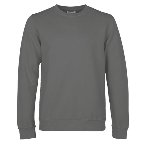 Colorful Standard Classic Organic Crew Sweater - Dusty Olive