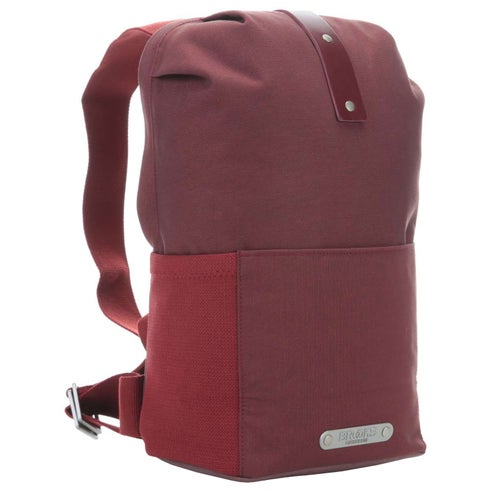 Brooks England Dalston Waterproof 12L Backpack - Red