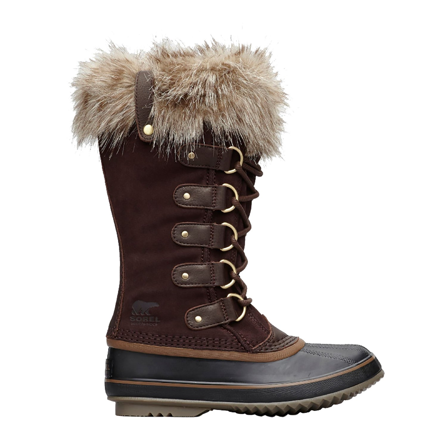 3da53a5d6 Sorel Joan Of Arctic Faux Fur Ladies Boots available from Blackleaf