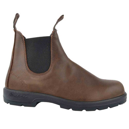 Blundstone Comfort Series Chelsea Boots - Antique Brown