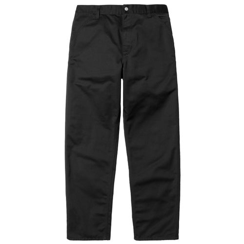 Carhartt Simple Pants - Black Rinsed