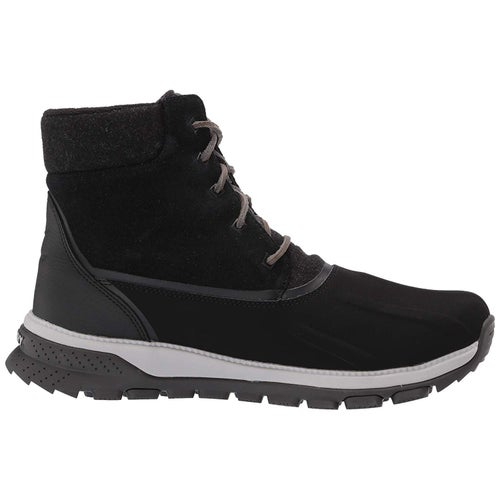 Sperry Seamount Duck Boot Shoes - Black