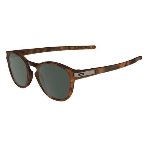 Oakley Latch Sunglasses - Brown Tortoise ~ Dark Grey