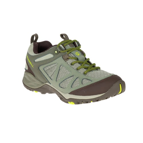 Merrell Siren Sport Q2 Ladies Hiking Shoes - Dusty Olive