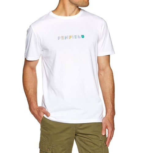 Penfield Gilligan T Shirt - White