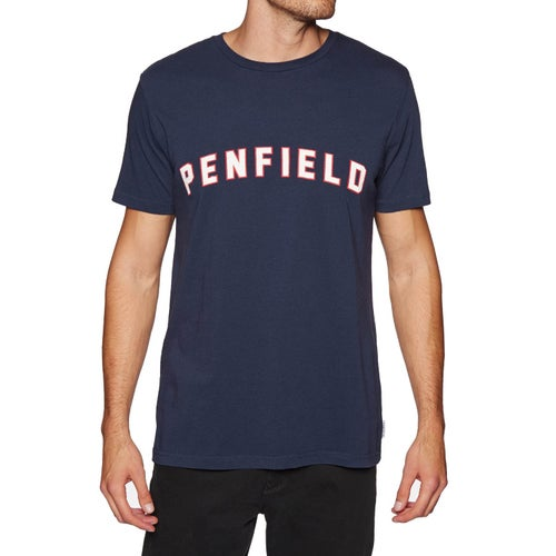 Penfield Angelo T Shirt - Peacoat