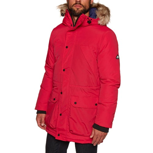 Penfield Kirby Jacket - Mars Red