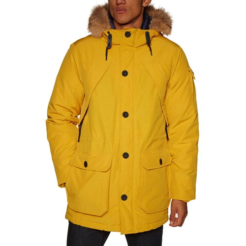 Penfield Hoosac Down RF Down Jacket - Golden Yellow
