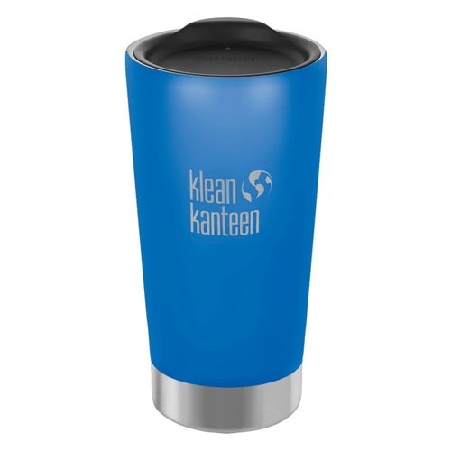 Klean Kanteen Vacuum Insulated Tumbler - 473ml Water Bottle - Pacific Sky