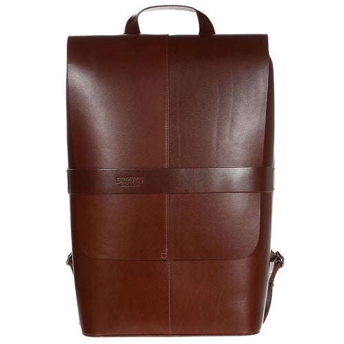 Brooks Piccadilly Leather Backpack - Brown