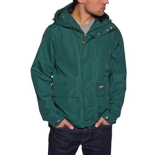 Barbour Foxtrot Jacket - Spruce Green