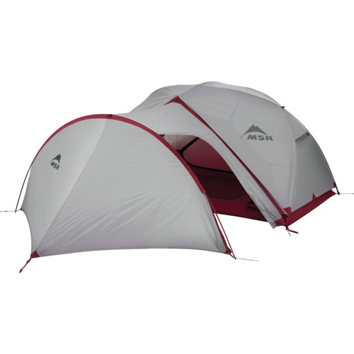MSR Gearshed V2 Extension for Elixir or Hubba Nx Tent - Grey