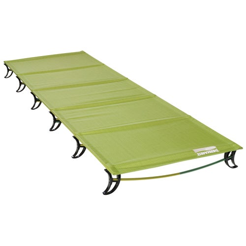 Thermarest Luxurylite Ultralite Cot Sleep Mat - Green