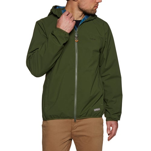 Barbour Cairn Jacket - Rifle Green