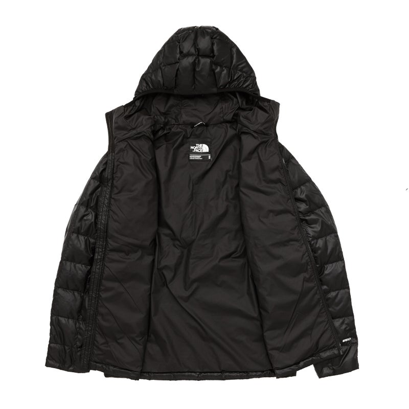 8ffeccf4a North Face Kabru Hooded Down Jacket available from Blackleaf