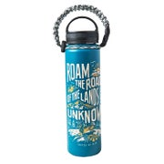 United by Blue Land Unknown 22oz Stainless Steel Water Bottle