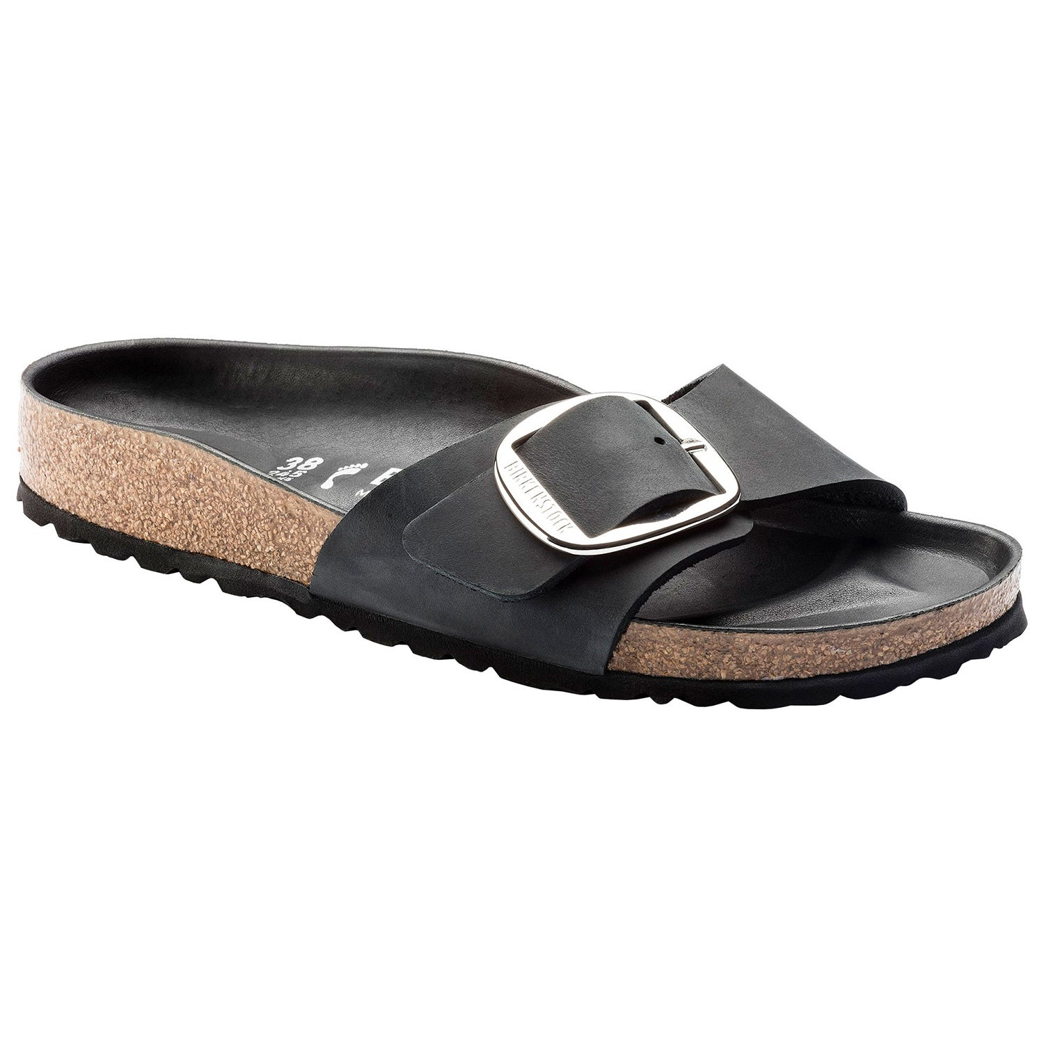 Sandálias Birkenstock Madrid Big Buckle Narrow